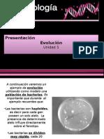 Presentación Evolución
