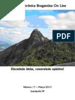 Revista Eletrônica Bragantina On Line - Março/2013
