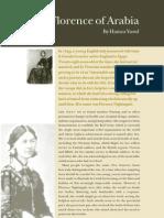 Florence of Arabia - Hamza Yusuf