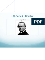 genetics questions and answers