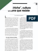 La Chicha , Cultura Que Persists