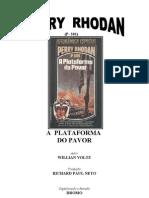P-301 - A Plataforma Do Pavor - Willian Voltz