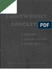 LIGHTWEIGHT CONCRETE
