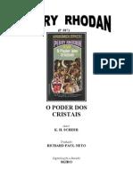 P-307 - O Poder Dos Hpnocristais - K. H. Scheer