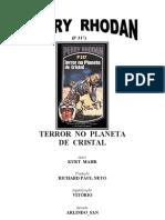 P-317 - Terror No Planeta de Cristal - Kurt Mahr