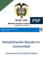 Presentacion RBC - Junio 2012