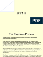 the clearing processes