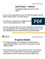 Financial Crises Ireland