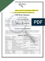 Mortgage Compliance Investigators - Mortgage Fraud Investigation