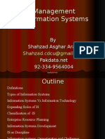 Management Information System Book By Dp Goyal