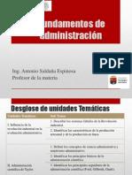 Unidad_II fundamentos de administración