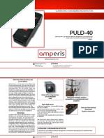 PULD-40_Medidor de Descargas Parciales