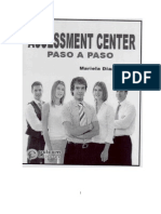 Assessment Center - Paso a Paso- Mariella Diaz Pinilla