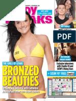 Study Breaks Magazine, March 2013- San Marcos