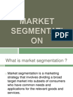 Group4 - BF2 - Segementation Market
