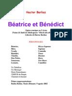 Berlioz Beatrice Benedict