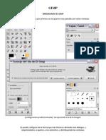 1.- Iniciación GIMP