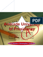 andrade c presidential report cards