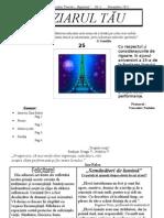 Publicatie a Liceului Teoretic