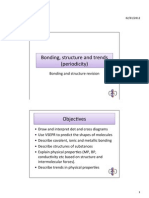 Bonding Structure Shapes