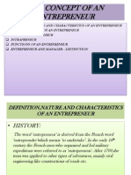 concept of entreprenuer ch-2.ppt