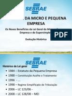 Lei Geral apresentação Capacitação do Credenciados 20130305