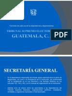 Web Archivos Funciones Dependencias Tse 2011
