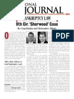 Alliotts Bankruptcy Article Sherwood Case