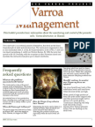 Varroa Management Uhawaii