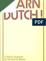Learn Dutch