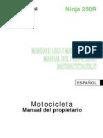 Manual Usuario Ninja 250R Es.pdf
