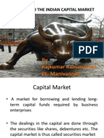Welcome to the Indian Capital Market
