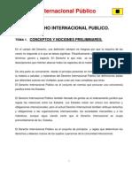 Derecho Internacional Publi