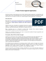 Website Security Tests Protect Against Application Vulnerabilities - Full Version