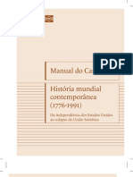 Manual Historia Mundial Contemporanea