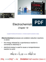Chapter 19 Electrochemistry