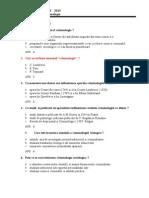 GRILE-Criminologie Si Penologie an IV Sem I 2013-Radu