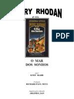 P-333 - O Mar Dos Sonhos - Kurt Mahr