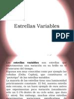 ESTRELLAS VARIABLES POWER DE PRESENTACIÓN