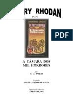 P-339 - A Câmara dos Mil Horrores - H. G. Ewers