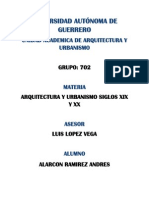Academicismo Mex