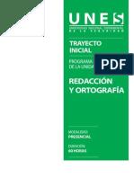 Programa Redaccion Ortografia Dig
