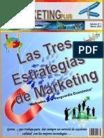 Revista Las Tres Estrategias de Marketing...