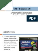 FEM y Circuitos DC 7447