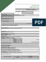 Formato de Proyecto Aplicaciones Para Moviles