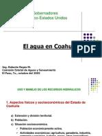Coahuila Situacion Del Agua en Coahuila Para Elpaso