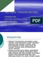 Leng Kapmetode transportasi