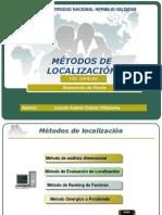 Metodo de Localizacion! Lucho.,.
