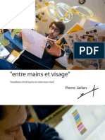 Catalogue FR Travailleurs Entre Mains Et Visage Pierre Jarlan