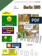 Revista Taranul Roman Martie 2009